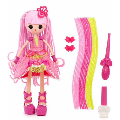 Lalaloopsy Girls Crazy Hair Doll, Jewel Sparkles