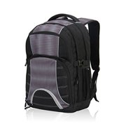 Hynes Eagle 17 inch Laptop Backpack Travel Bag College School Rucksack