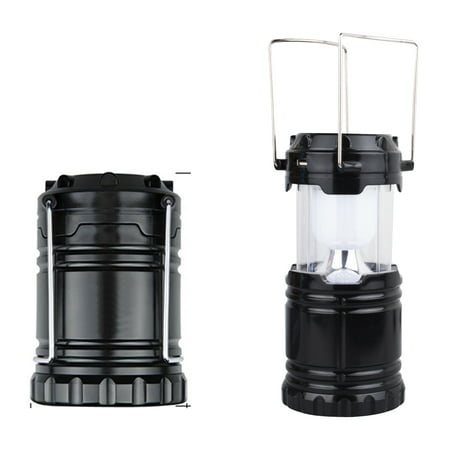 Reactionnx Outdoor LED Camping Lantern Battery Powered Rechargeable Solar LED Flashlights with USB Charger for Hiking Camping