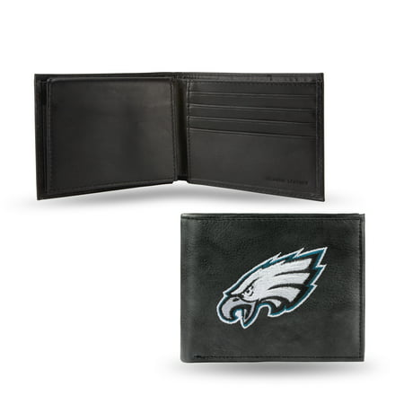 NFL - Men's Philadelphia Eagles Embroidered Billfold Wallet