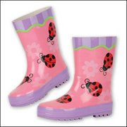 Ladybug Rainboots by Stephen Joseph - SJ8860