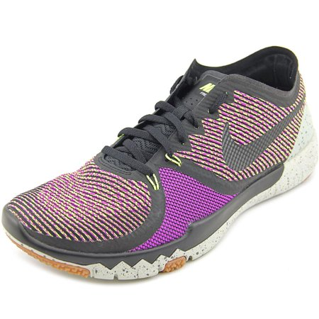 huge selection of 12ba4 a3a71 nike free trainer 3.0 v4 men us 9.5 purple running shoe