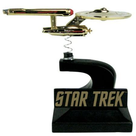 SDCC 2016 Star Trek: The Original Series Enterprise Monitor Mate Bobble Ship ()