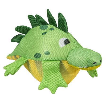 7 Quot Skipperz Green Inflatable 3 D Fabric Covered Alligator