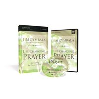 Life-Changing Prayer Study Guide with DVD: Approaching the Throne of Grace (Paperback)