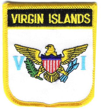 US Virgin Islands Shield Patch