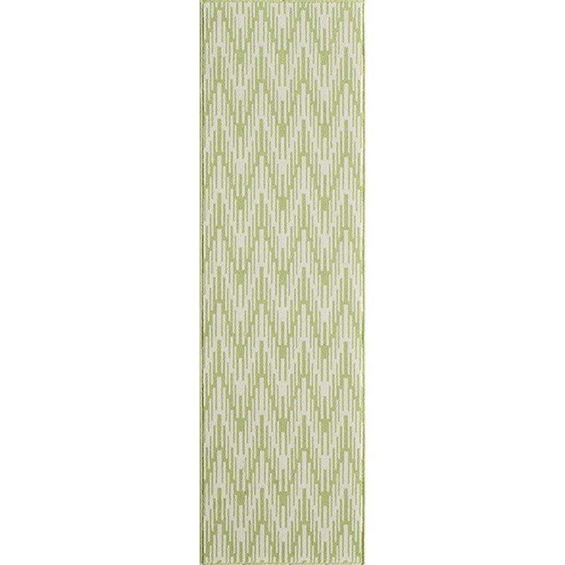 """Momeni Baja 3'11"""" X 5'7"""" Rug in Green - image 1 of 3"""