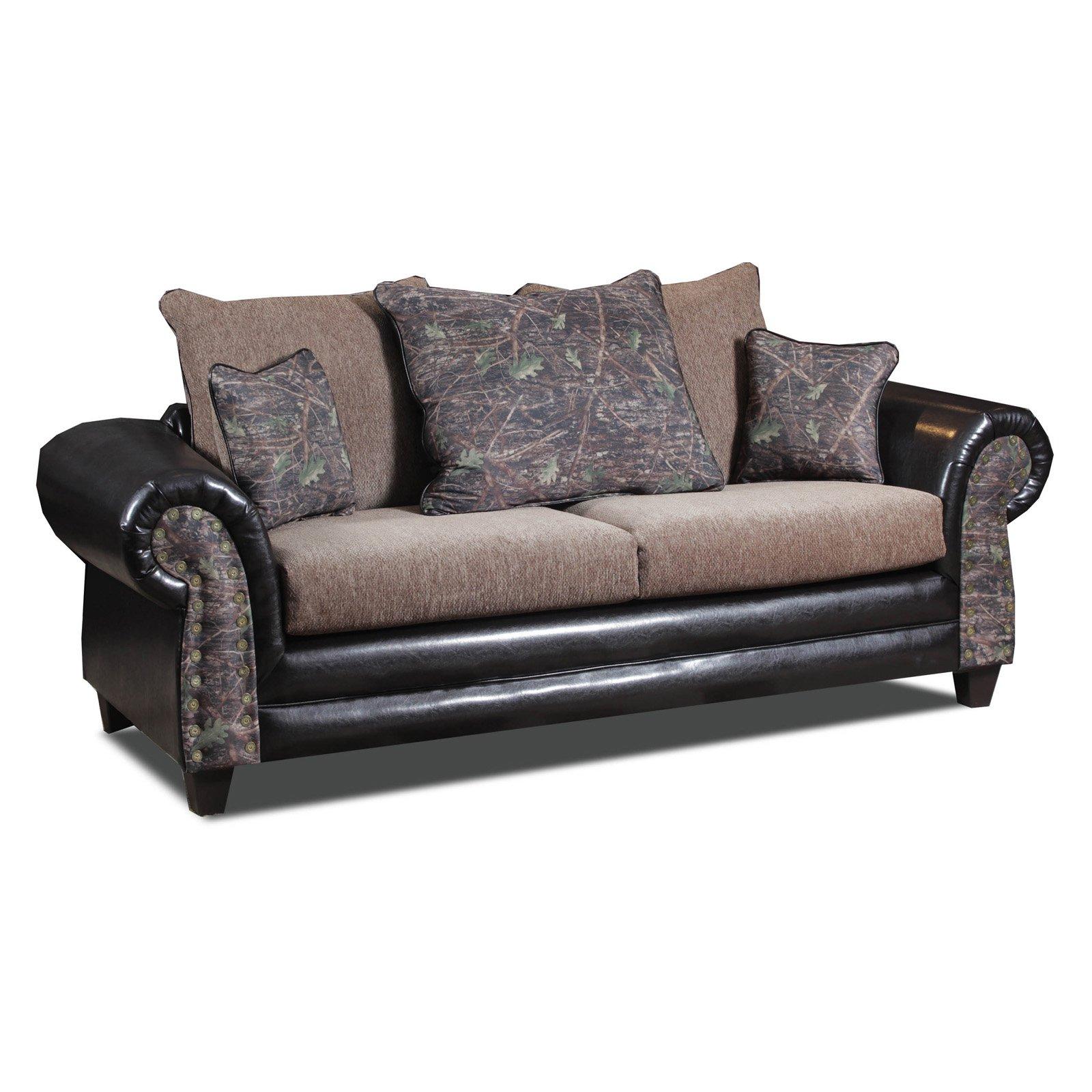 Chelsea Home Caldwell Sofa - Conceal Camo