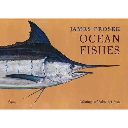 Ocean Fishes: Paintings of Saltwater Game Fish