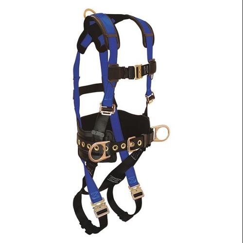 Condor Full Body Harness, Blue/Black 45J271