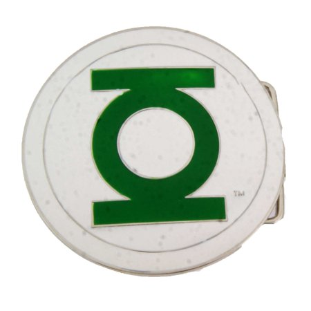 Green Lantern Belt Buckle American Superhero DC Comics Logo Icon Movie Costume (Dc Comics Green Lantern)