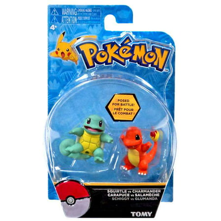 Squirtle Shell (Pokemon Action Pose Squirtle vs Charmander 2