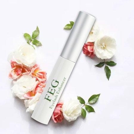 WALFRONT FEG Eyelash Growth Nourishing Enhancer Eyelash Serum 100% Natural For Longer & Darker Eyelash,Eyelash Enhancer, Eyelash