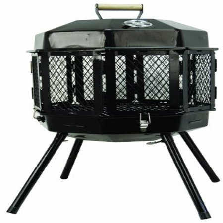 Masterbuilt Gmfp20 Grizzly Cub Portable Fireplace And