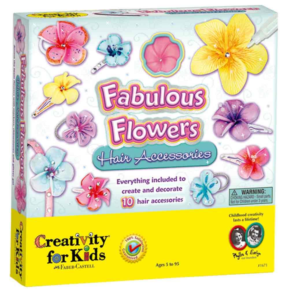 Fabulous Flowers Hair Accessories
