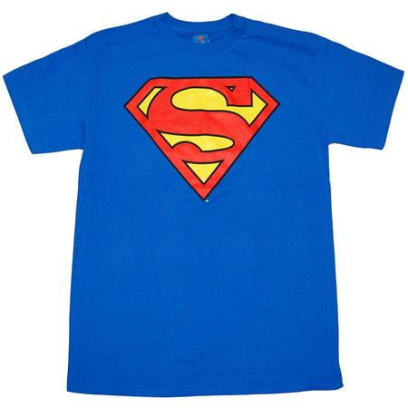 Superman Classic Symbol - Super Man Symbol