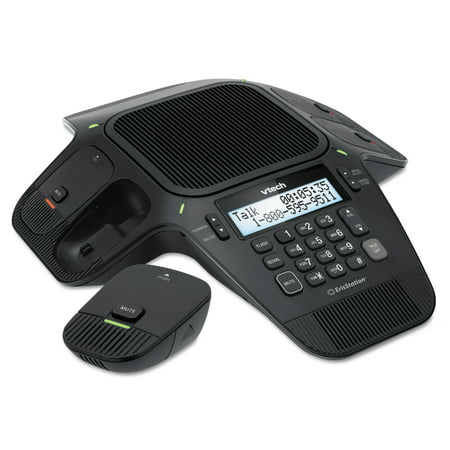 Vtech ErisStation Conference Phone with Four Wireless (Erisstation Conference Phone With Four Wireless Mics)