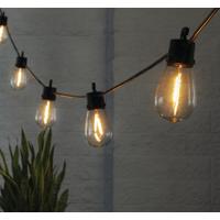 Better Home & Garden Solar String Lights for Decks, Patios, Backyards