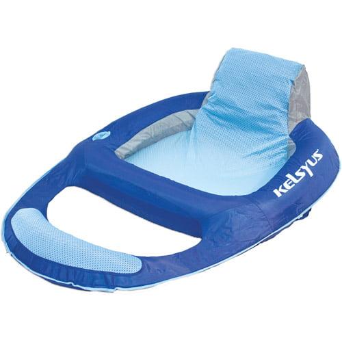 Kelsyus Floating Lounger Blue