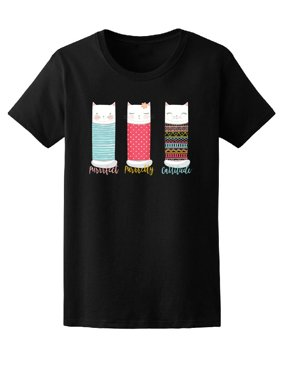06e6c48f Product Image Purrfect Cute Colorful Kitties Tee Women's -Image by  Shutterstock