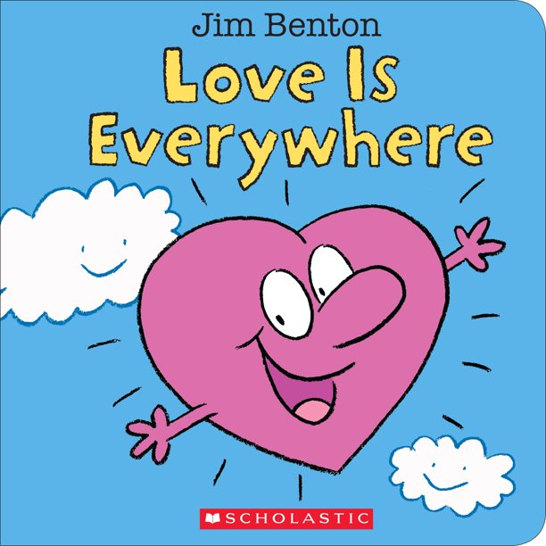 Love Is Everywhere (Board Book)