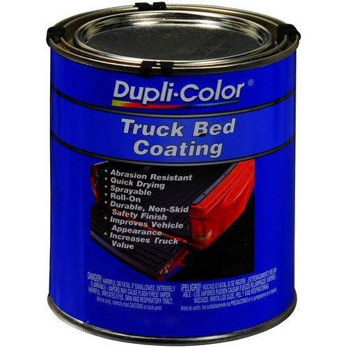 Krylon TRG252 Truck Bed Coating - Round Gallon