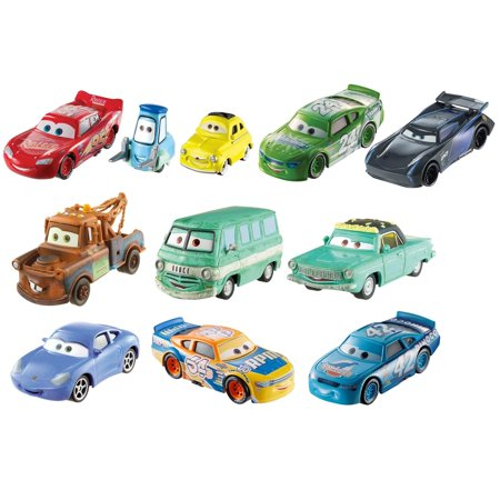 Disney/Pixar Cars 3 Die-cast Dot-com 10-Pack