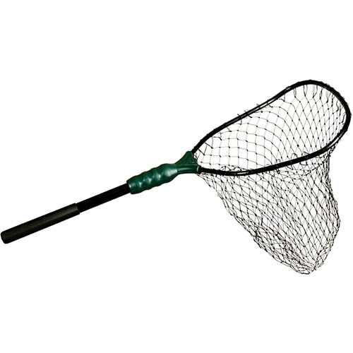 """Image of Adventure Products EGO Small Landing Net 14"""" x 16"""" Net with 18"""" Handle"""