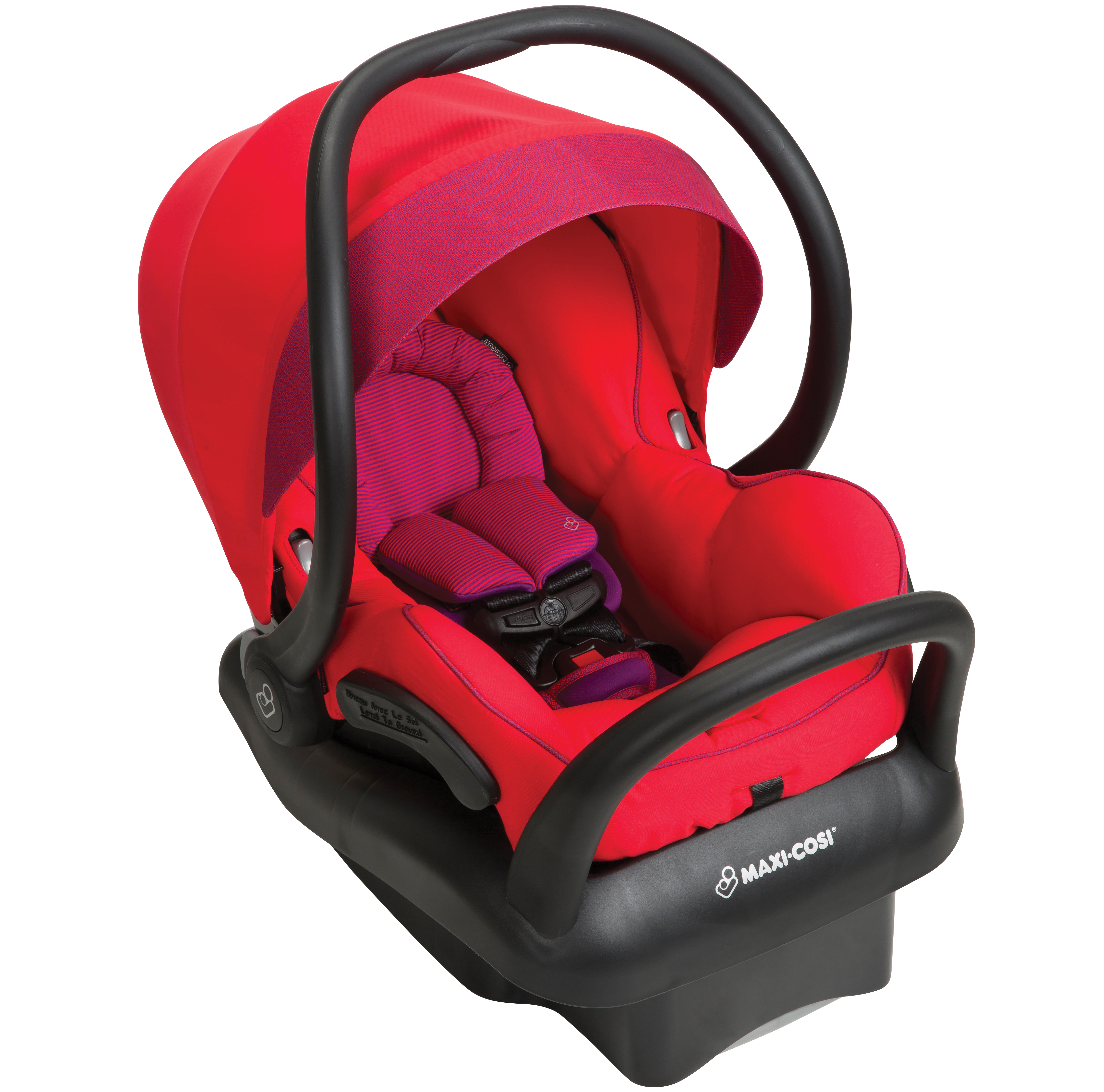 Dorel Juvenile Maxi-Cosi Mico Max 30 Infant Car Seat, Red Orchid