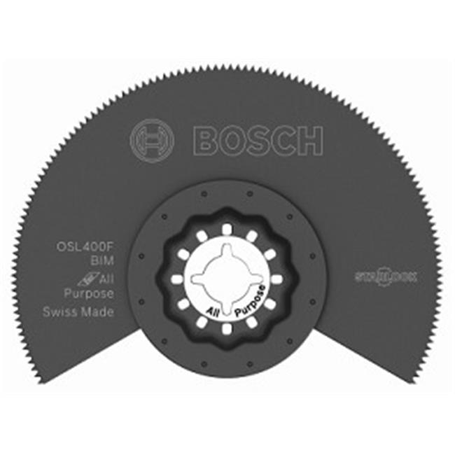 Robert Bosch Tool Group 218386 4 in. Segment Saw Blade