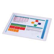SIRCLE 377968 Heat Laminating Pouches,9x11-1/2in,PK100