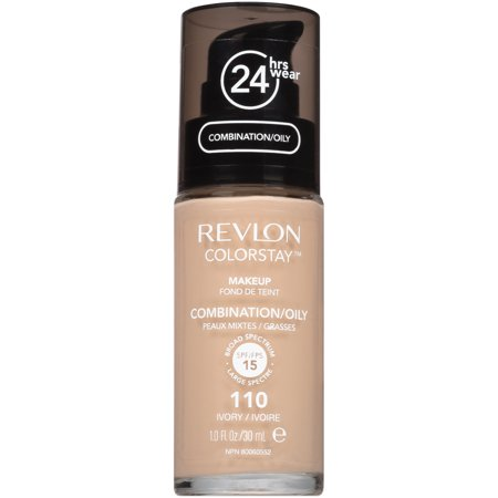 Revlon ColorStay Makeup for Combination/Oily Skin, Ivory