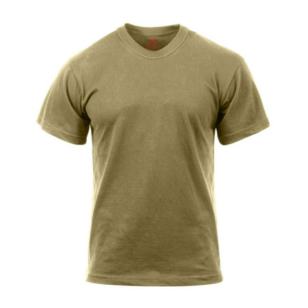 Coyotes Gripper (AR 670-1 Compliant Coyote Brown Military T-Shirt)