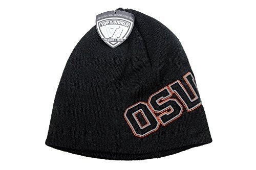 Top of the World Boy's Oklahoma State Cowboys Youth Knit Cap by
