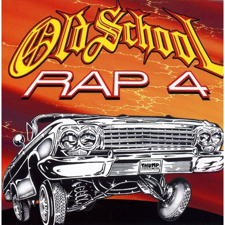 Old School Rap, Vol. 4