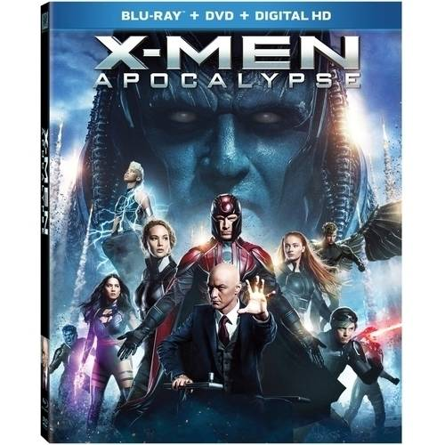 X-Men: Apocalypse (Blu-ray   DVD)
