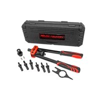 Rough Country Nutsert Tool Kit 10 Piece System | Quick Change Mandrel Set | 10583