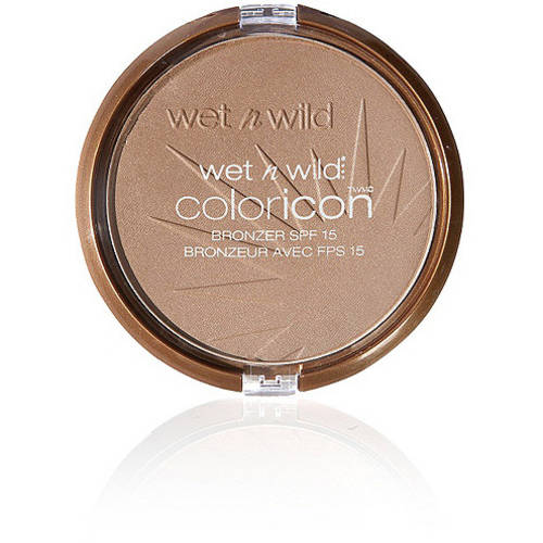 Wet n Wild Color Icon SPF 15 Bronzer, Ticket to Brazil