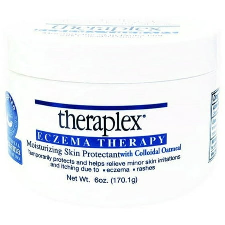 - Theraplex Eczema Therapy, Moisturizing Skin Protectant Body Lotion, 6 Oz