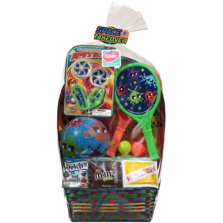Wondertreats space takeover easter basket walmart wondertreats space takeover easter basket negle Image collections