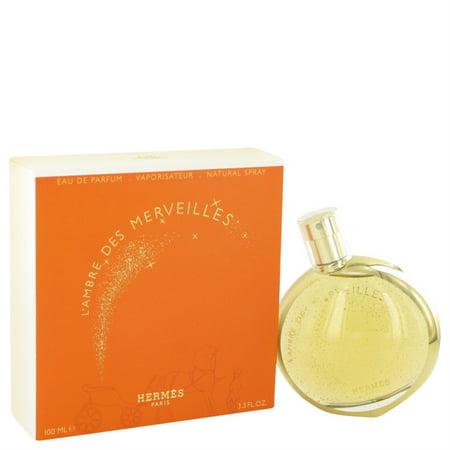 Perfume Parfum Merveilles Hermes3 Oz Des 3 By L'ambre De Spray Eau ordxCBe