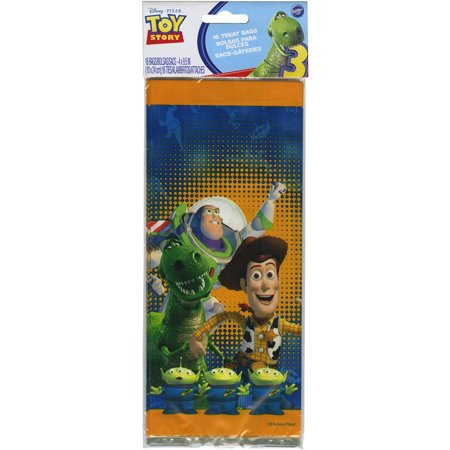 Toy Story Treat Bags, Wilton-Treat Bags: Toy Story By Wilton Ship from US](Toy Story Treat Boxes)