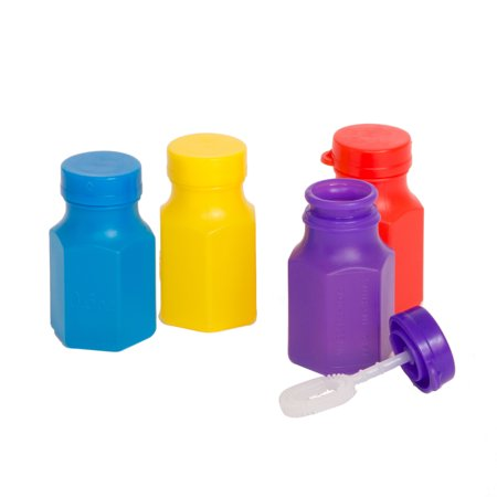 Bubble Party Favors, 0.6oz, Assorted, 24ct - Plastic Sunglasses Party Favors