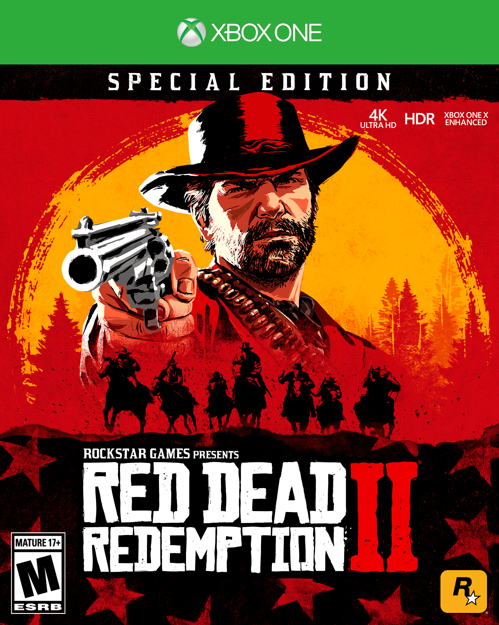 Red Dead Redemption 2 Special Edition Rockstar Games Xbox One