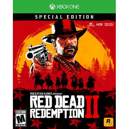 Red Dead Redemption 2 Special Edition, Rockstar Games, Xbox One,