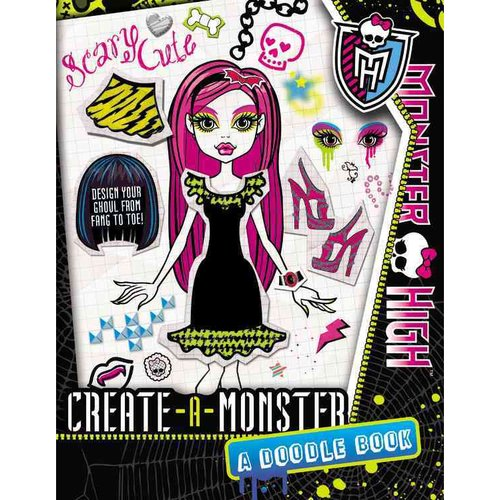 Create-a-Monster: A Doodle Book