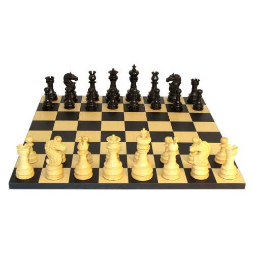 Black Lotus Chess Set