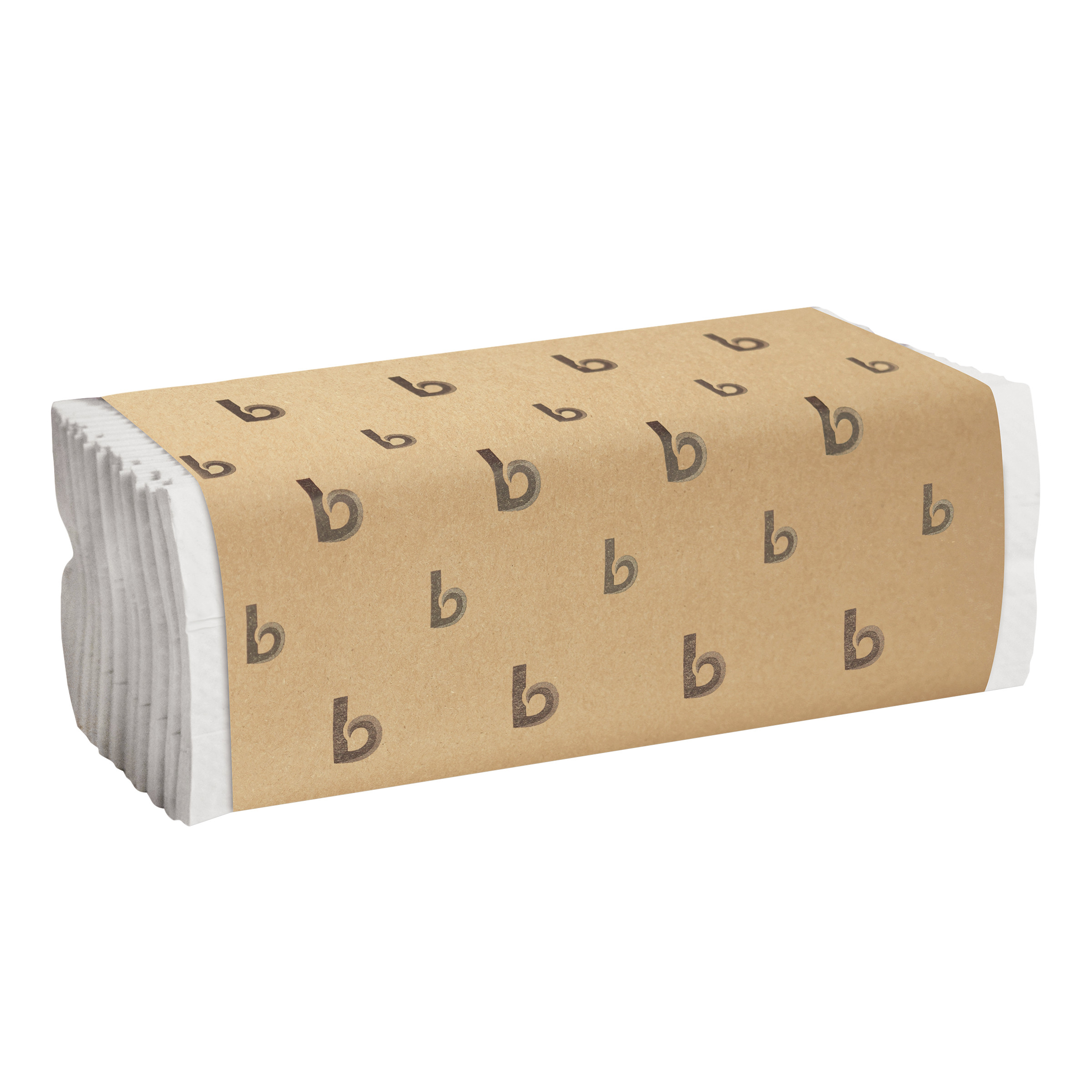 Boardwalk C-Fold Bleached White Paper Towels, 200 sheets, 12 ct