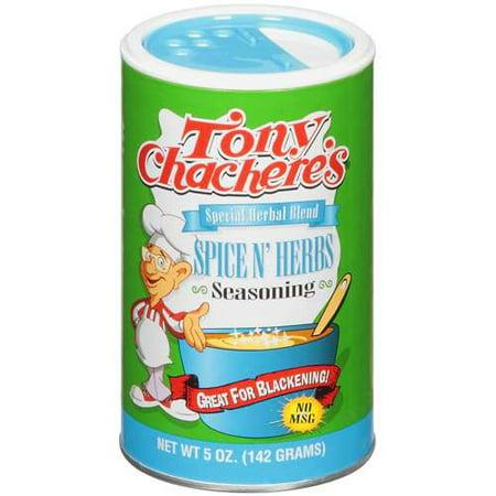 Tony Chacheres Special Herbal Blend Spice N Herbs Seasoning  5 Oz