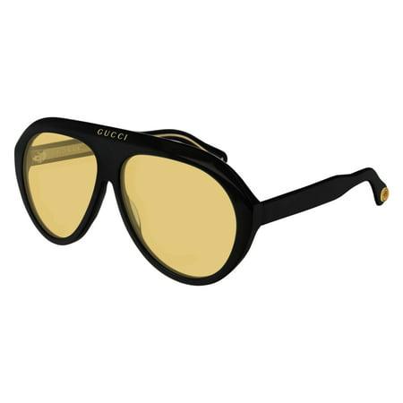 Gucci Seasonal Icon GG0479S Sunglasses 002 Black